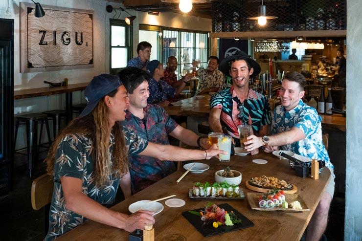 ハワイで楽しむ男旅「メンズ・トラベルガイド」:前編