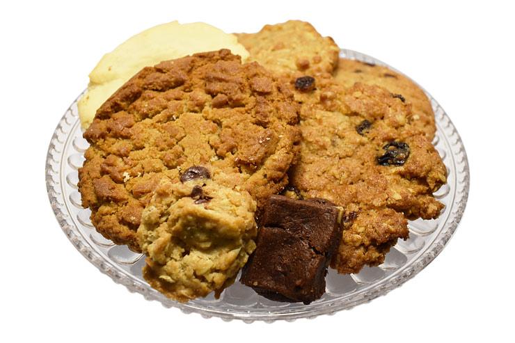 ハワイのパラダイスカフェのクッキー
