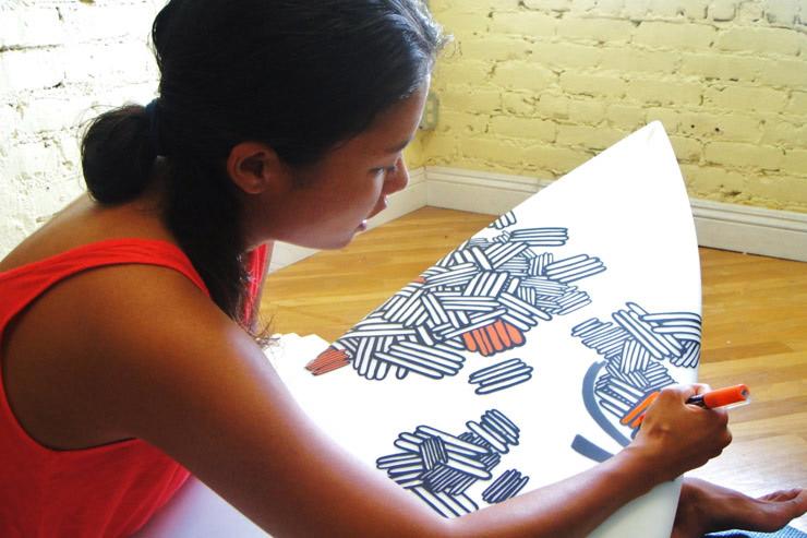 人気ロコアーティストの商品がハイアットで購入可能に