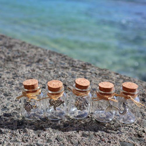 ハワイの思い出を小瓶に詰めて・・・☆