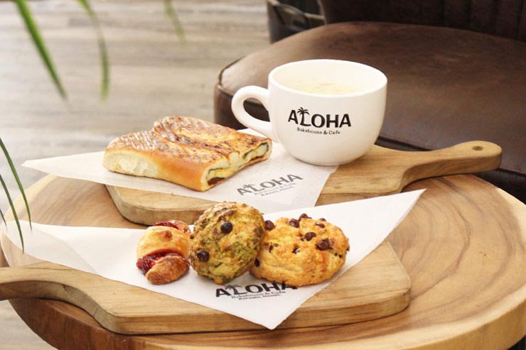 ハワイのアロハ・ベイクハウス&カフェの人気メニュー