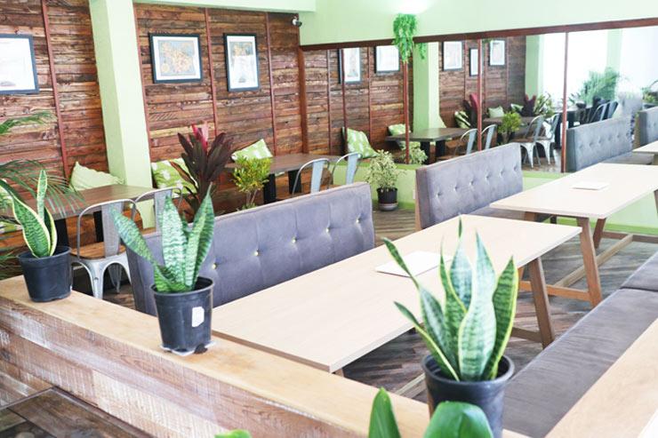 ハワイのアロハ・ベイクハウス&カフェの