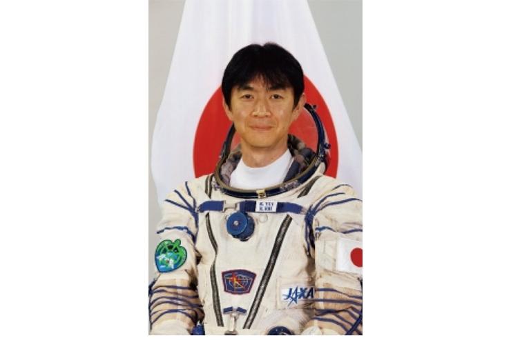 地球人講座インホノルルに油井亀美也宇宙飛行士が登場
