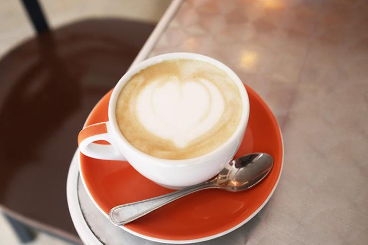 土曜がおすすめ! ダウンタウンにあるかわいいカフェ
