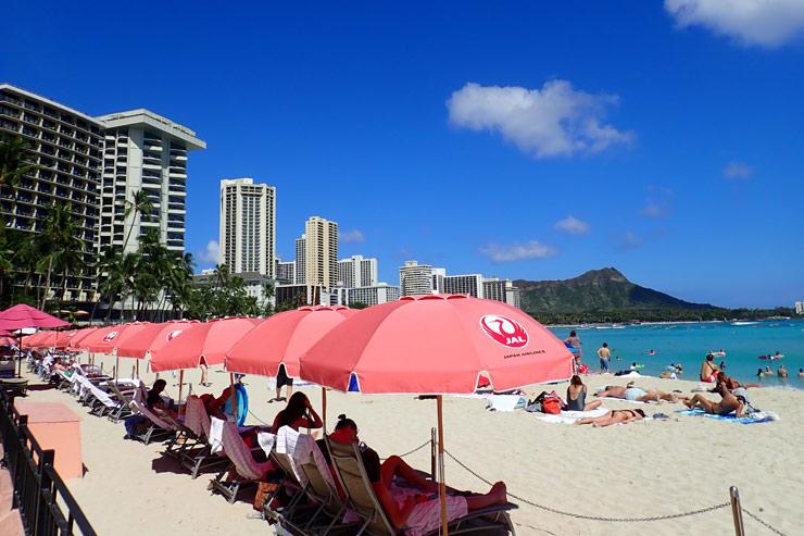 JALだから実現できるストレスフリーなハワイ旅行