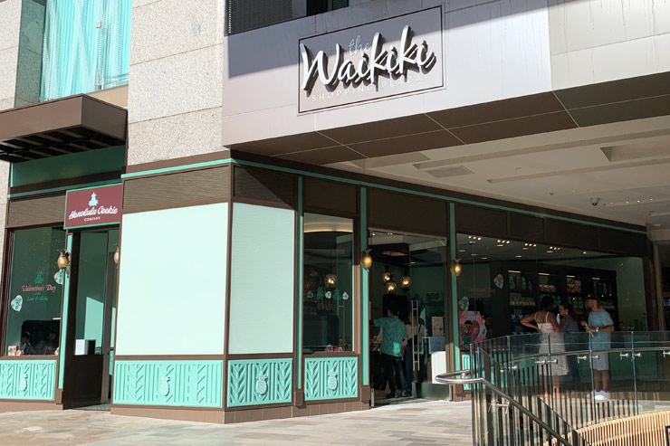 人気クッキー店がワイキキの中心に新店舗をオープン