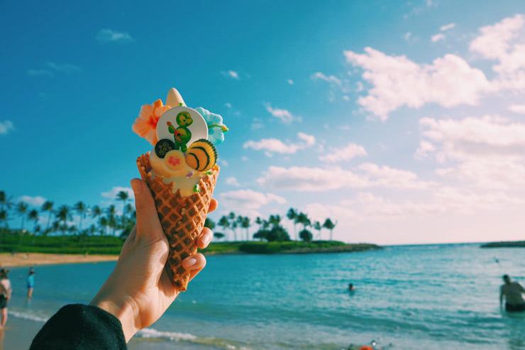 ハワイのアウラニ・ディズニー・リゾートのリトル・オピヒズ