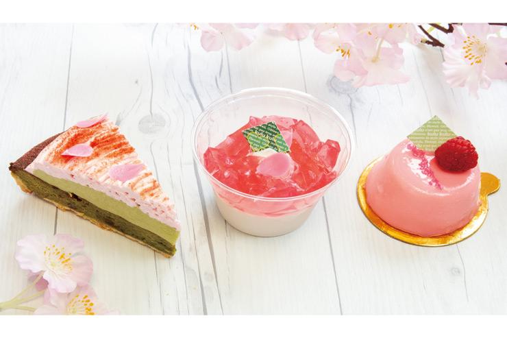 ハワイのクルクルの3月限定ケーキ