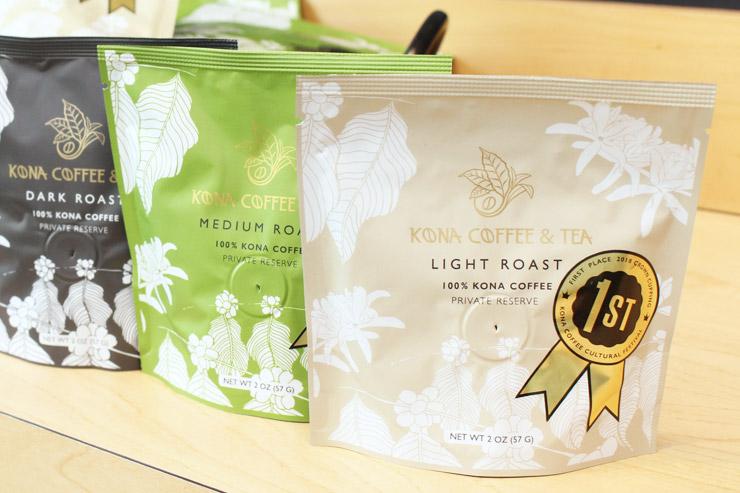 ハワイ-ジャパハの限定コナコーヒー