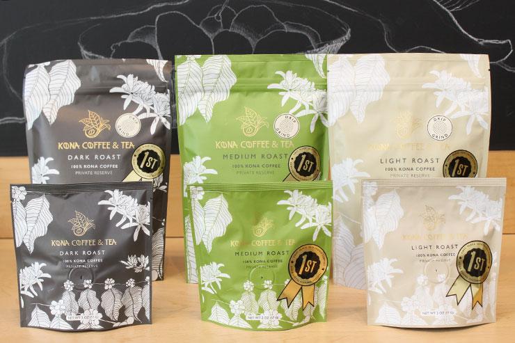 ハワイ-ジャパハ限定のコナコーヒー