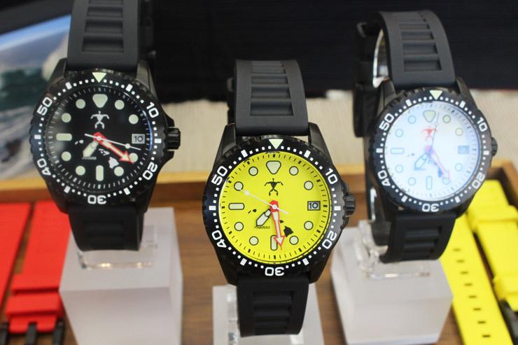 ハワイ-ジャパハ限定ハワイアンライフ協会の時計
