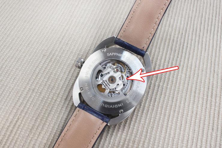 ハワイ-ジャパハで買えるマークカーソンの時計