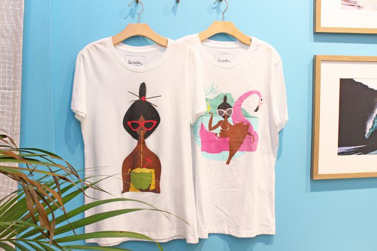 ハワイで買うべき春夏スタイルに欠かせない厳選Tシャツ