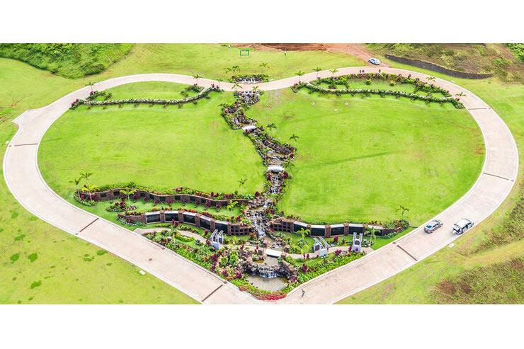 ハワイで安心の永久管理霊園