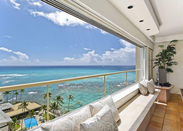 ハワイのゴールドコーストで海を眺める暮らし~コロニーサーフ