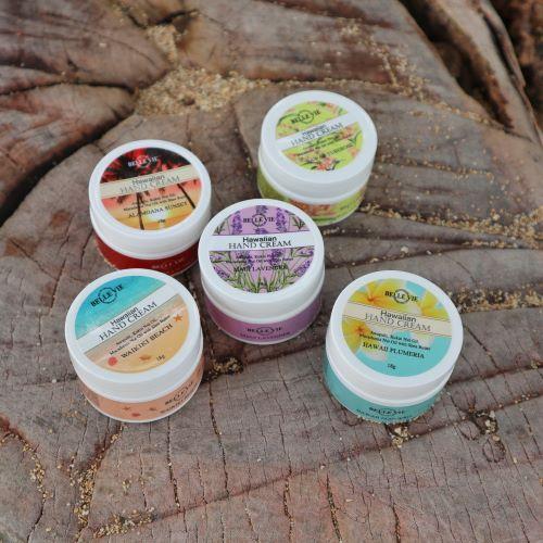 ハワイの香り☆ハンドクリームの新フレグランス☆