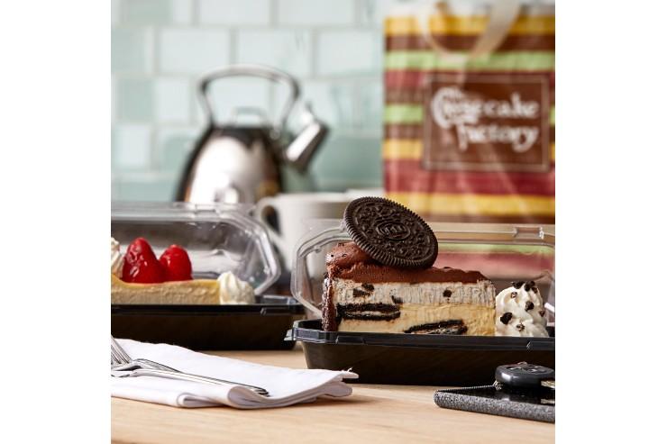 ザ・チーズケーキ・ファクトリーのケーキ