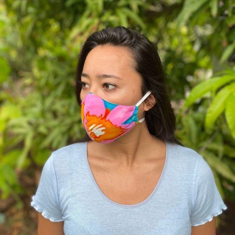 アンチPM2.5 使い捨てフィルター付きのフェイスマスクが登場!