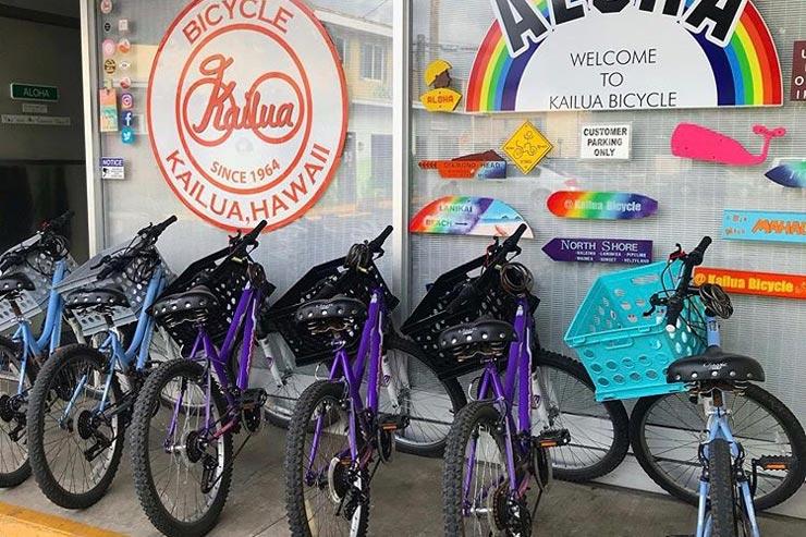 日本からも加入可能!レンタル自転車乗り放題プラン