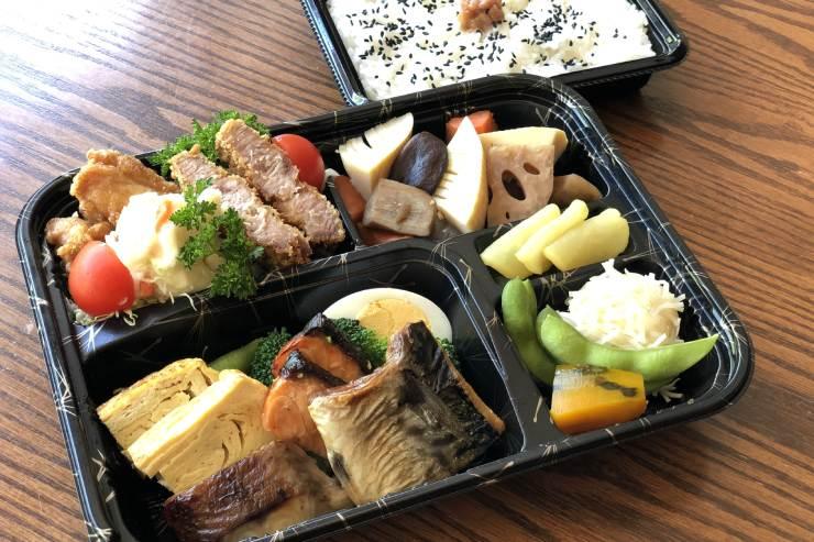 本格日本料理がたっぷり!人気和食店のお弁当