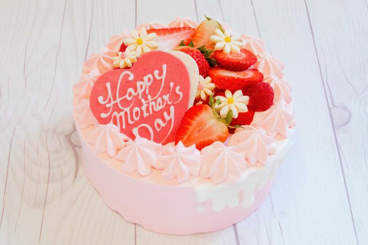 お母さんに感謝を込めて!クルクルのケーキを贈ろう