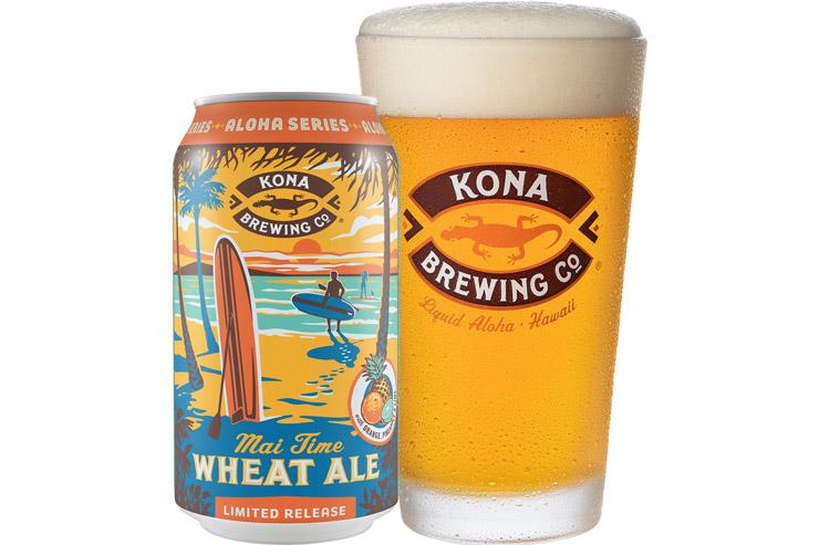 数量限定醸造のハワイアンビールを日本で販売開始