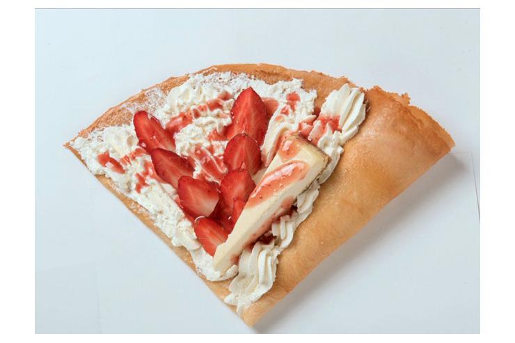 ストリベリーチーズケーキクリーム:$8.50