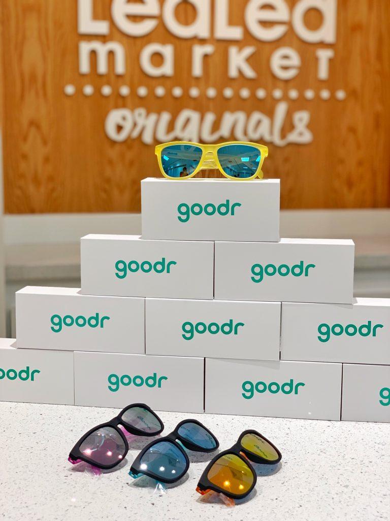 夏の必需品!日本未発売や限定goodrサングラスの種類が豊富