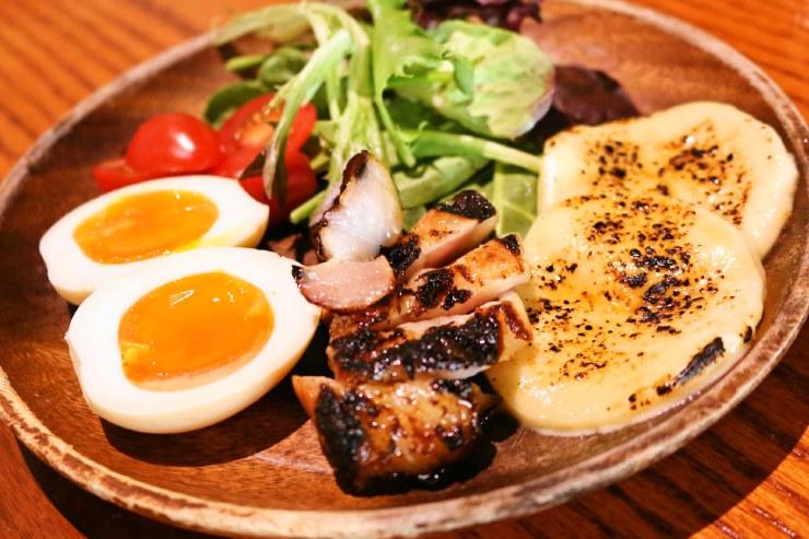 ハワイアン白味噌漬けの盛り合わせ($13)