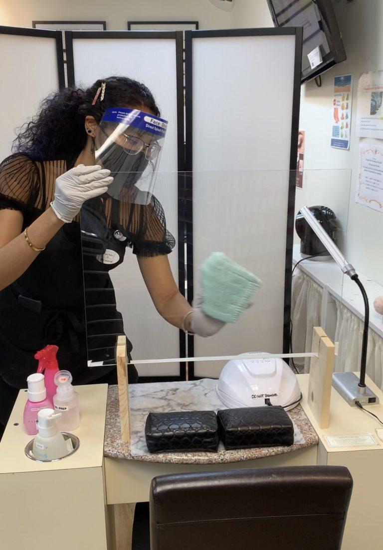 コロナ対策 衛生管理の徹底