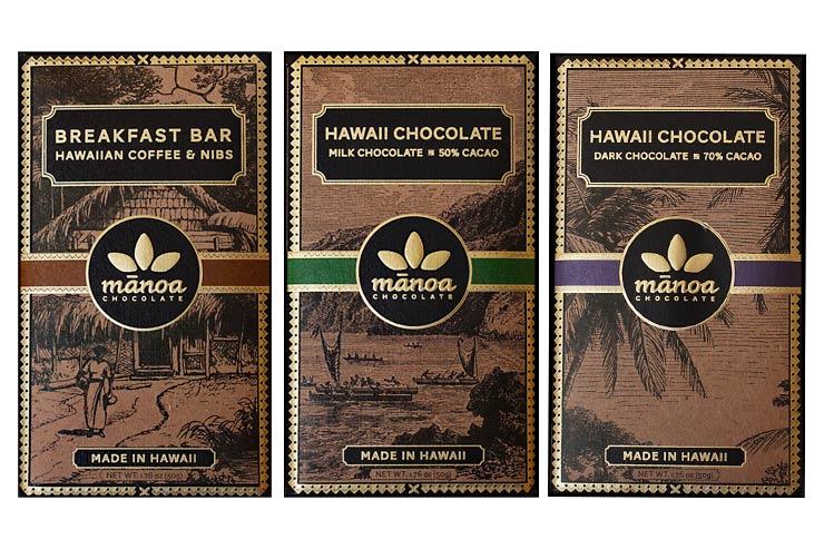 ハワイのマノアチョコレート 日本でも買えるチョコレートバー
