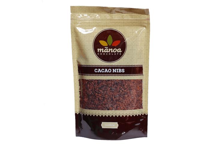 ハワイのマノアチョコレート 日本でも買えるカカオニブ