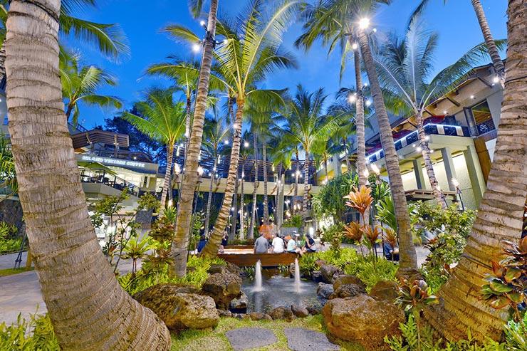 ロイヤル・ハワイアンの駐車場が今だけ3時間無料