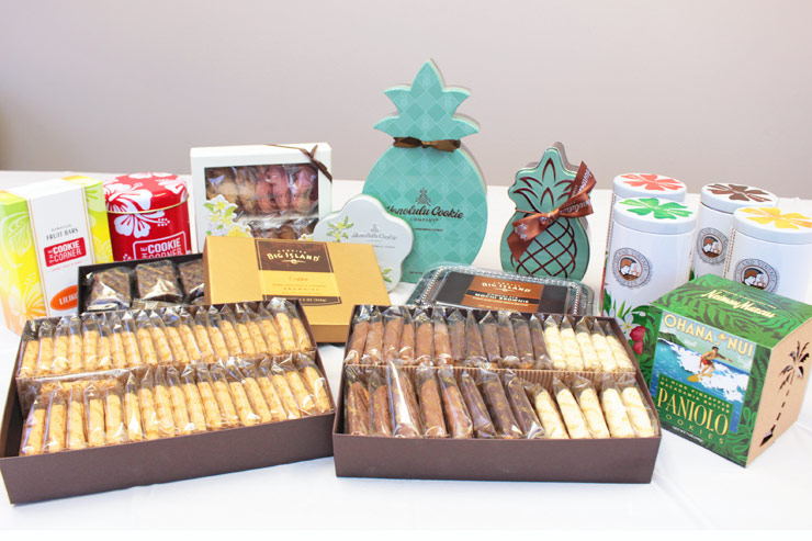 プレゼントあり!ハワイの人気クッキー動画で食べ比べ