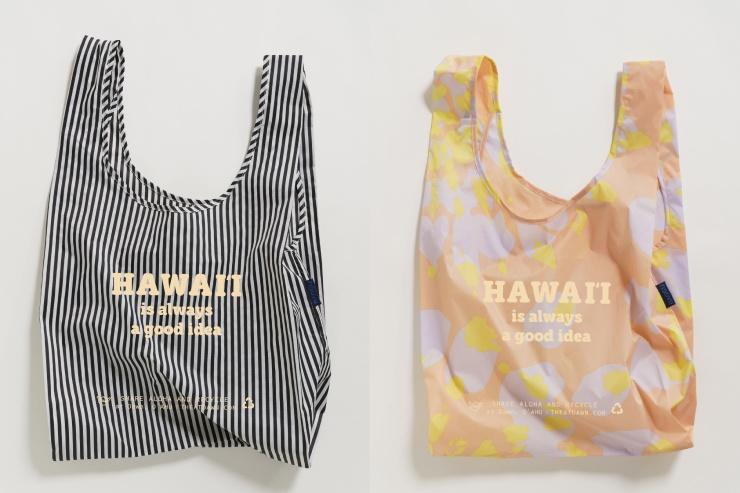 ハワイのアットドーン エコバッグ 限定カラー