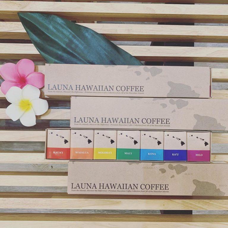 ハワイアンコーヒーはお好きですか?