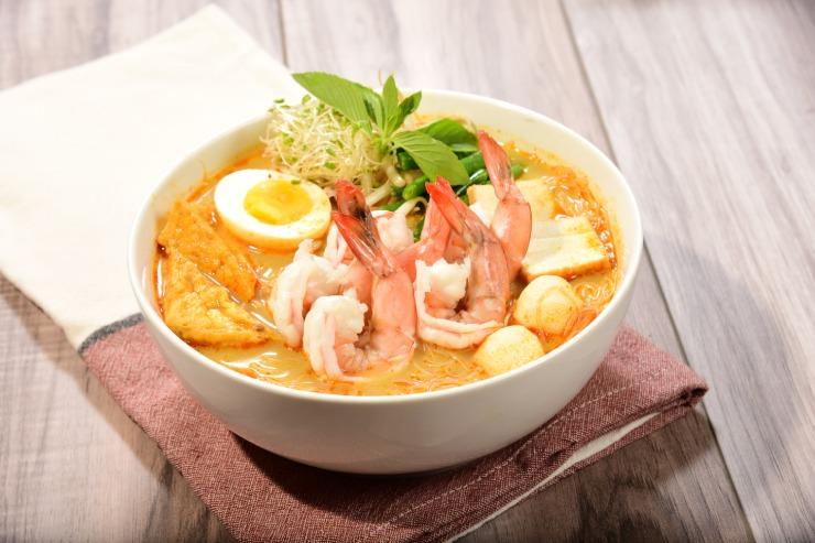 アラモアナに登場!シンマ テイでマレーシア料理を堪能