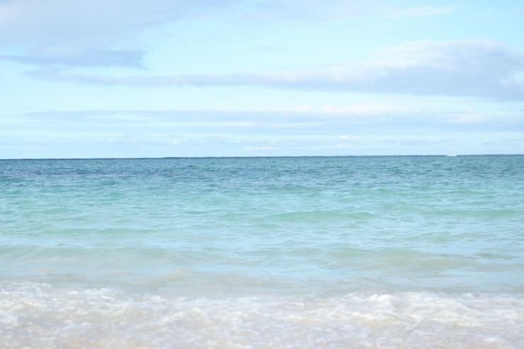 のんびりカイルアタウンでグルメやビーチを満喫