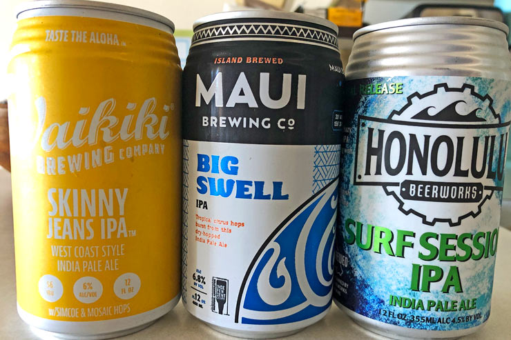 ビール好きスタッフのお気に入りハワイ産ビールとは?
