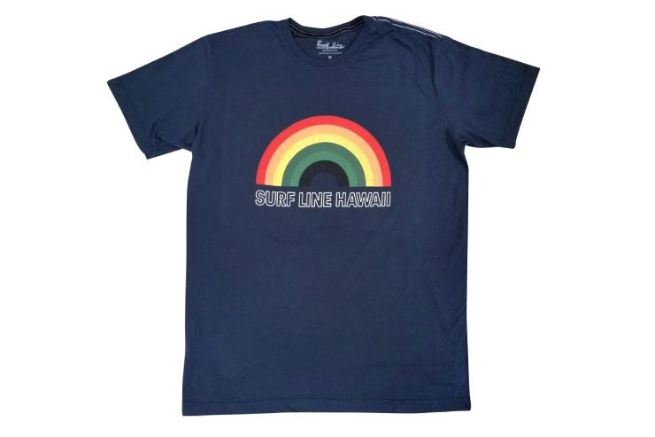 ハワイのサーフライン Tシャツ