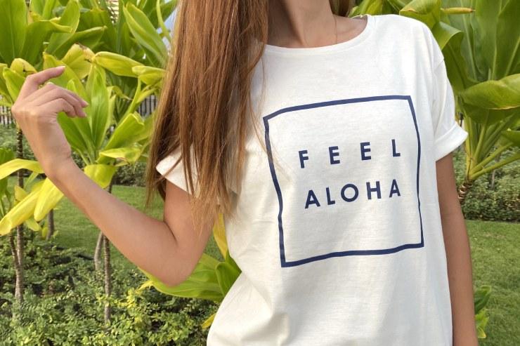 日本からネットで買える!ハワイのTシャツまとめ