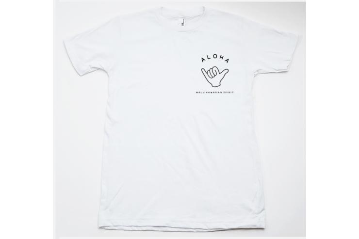 ハワイのナル・ハワイアンスピリット Tシャツ