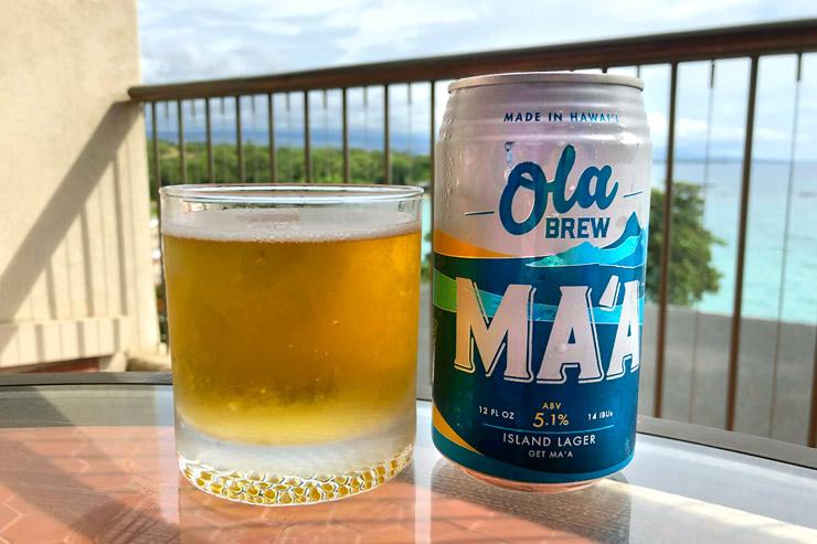 オラ・ブリューのビール
