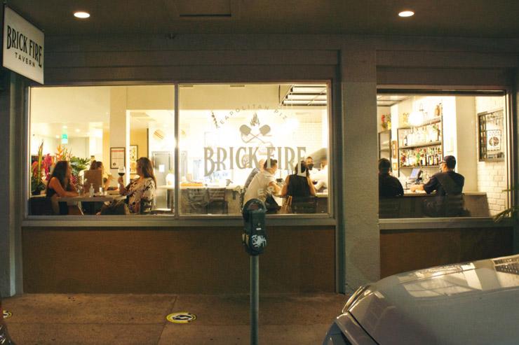ダウンタウンの絶品ピザ店がカイムキ地区に移転