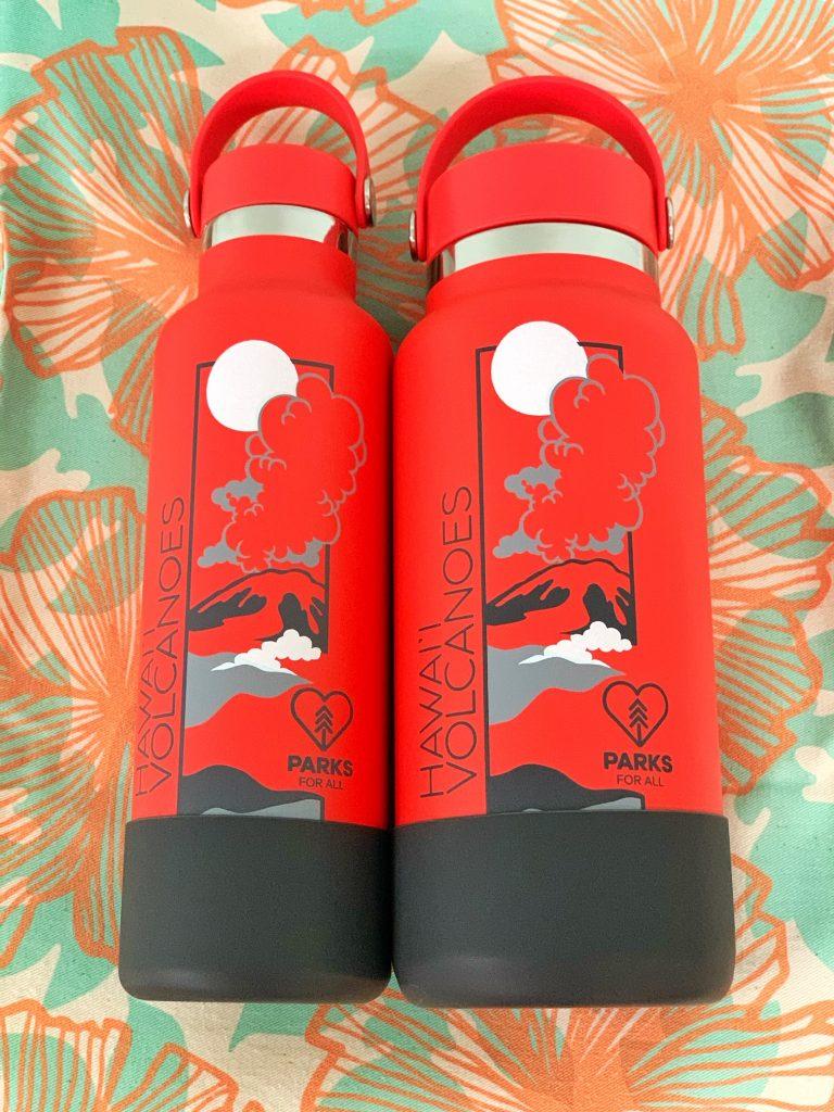 大人気!ハワイ島火山国立公園限定ハイドロフラスク販売中!