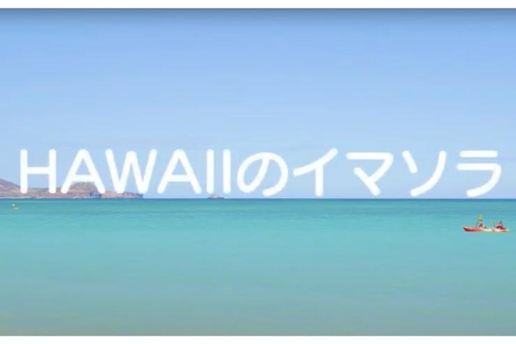 アロハをお届け!ハワイのイマソラ総集編 10月5週め
