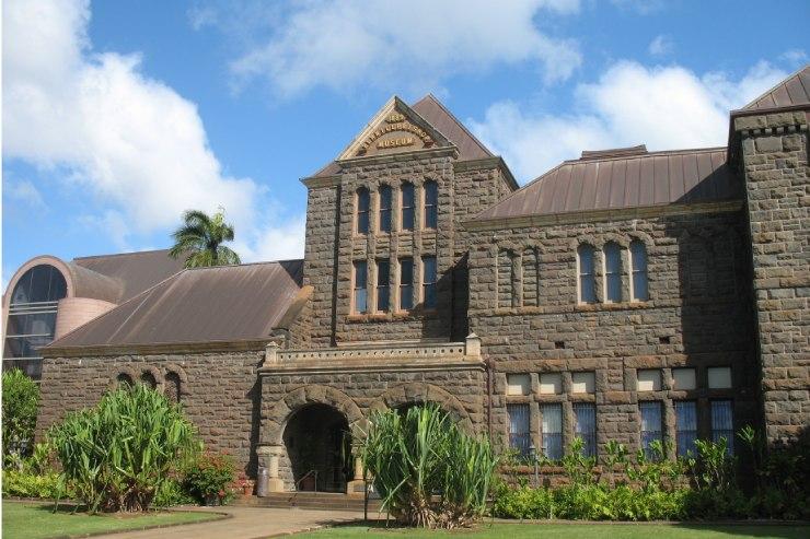 ハワイのお宝がいっぱい! ビショップ博物館