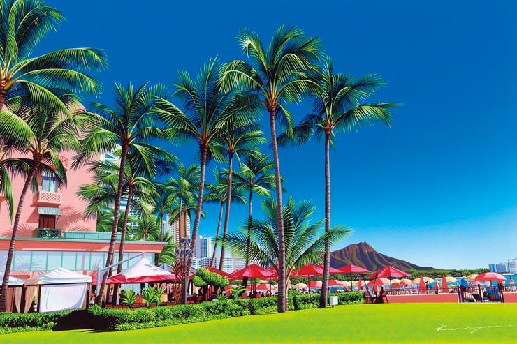 今年も登場!ハワイを感じるオリジナルカレンダー