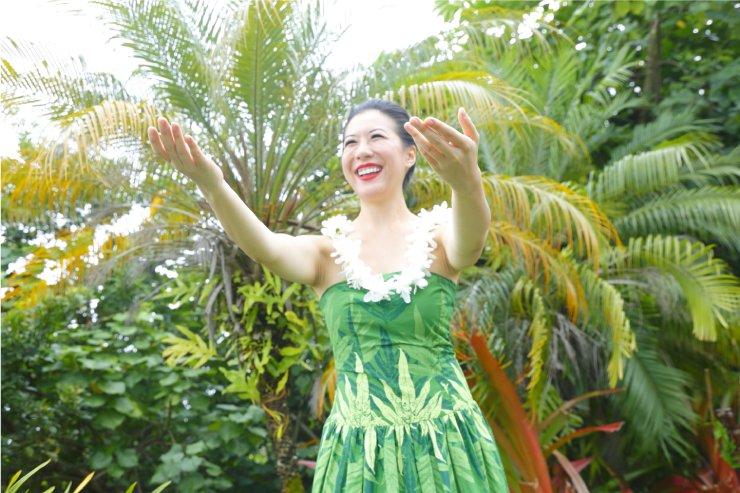 ハワイの職人が作るオーダーメイド衣装が特別価格に