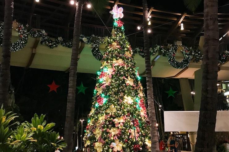 2020年ハワイのクリスマスツリーまとめ